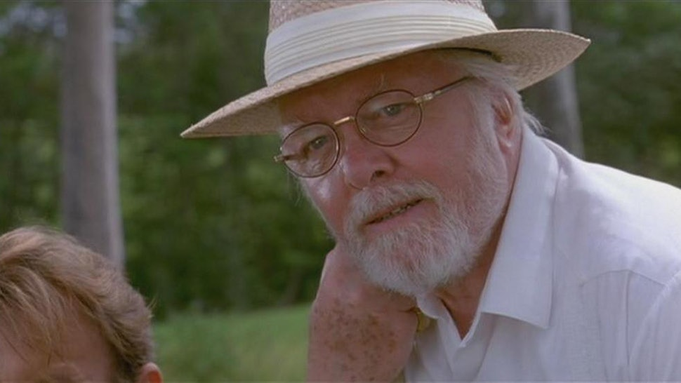 Unearthed Storyboard Shows Cruel Fate for John Hammond That Never Made It Into 'Jurassic Park'