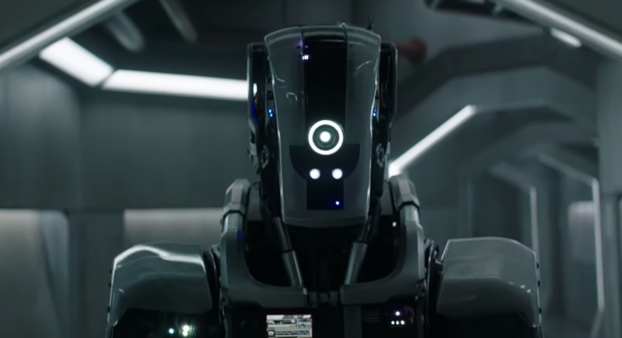 [Video] Weta Workshop Details the Making of the Incredible Practical Robot for Netflix's 'I Am Mother'