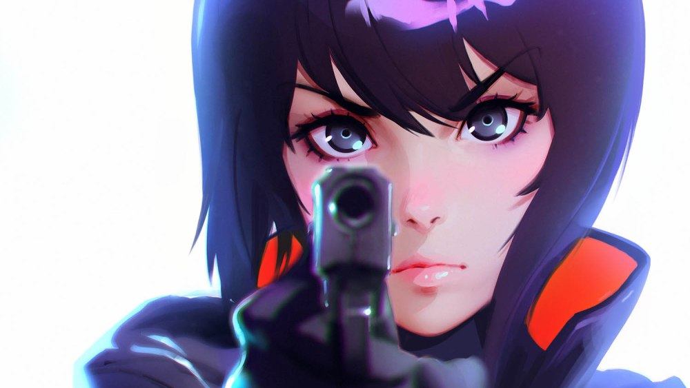 First Look At Netflix S New Animated Series Ghost In The Shell Sac 2045 Bloody Disgusting