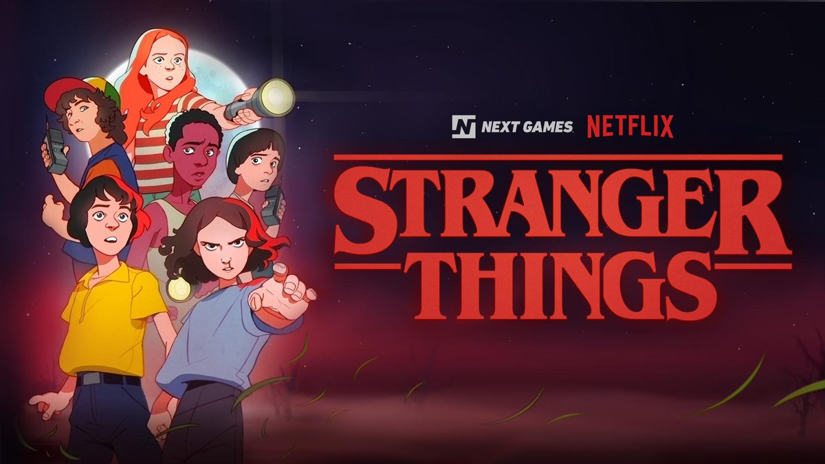Netflix Announces Upcoming Stranger Things Mobile Game