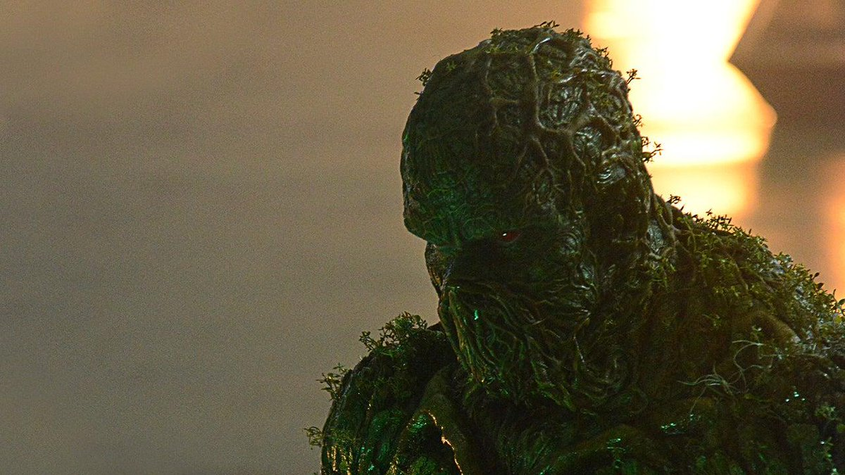 """Confirmed: DC Universe Has Already Cancelled """"Swamp Thing"""""""