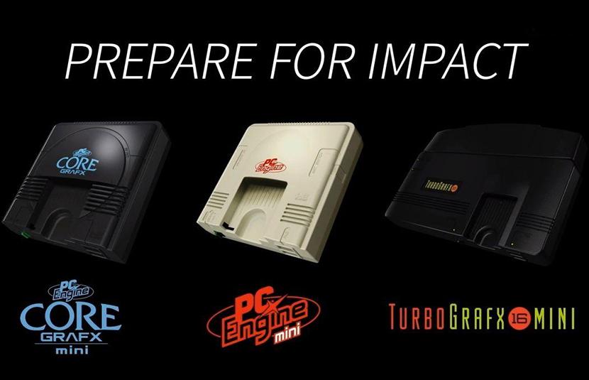 [E3 2019] Konami Surprises With a TurboGrafx-16 Mini
