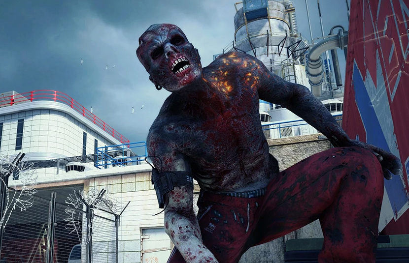 Free 'World War Z' Undead Sea Update Now Available