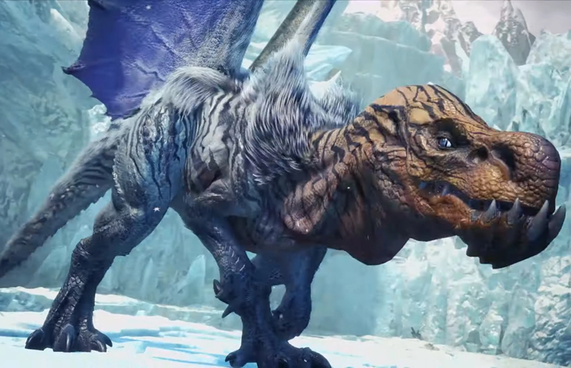 Monster Hunter World Iceborne Will See Difficulty Scaling And Increased Challenge Bloody Disgusting