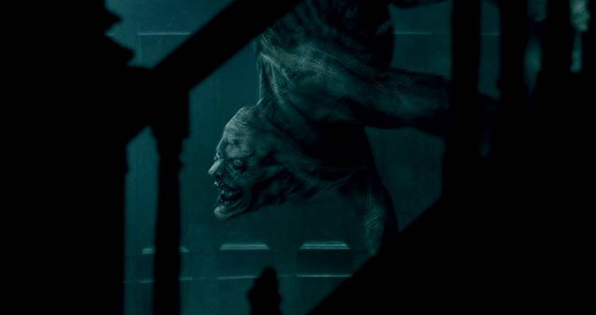 Creepy New 'Scary Stories to Tell in the Dark' Poster Will