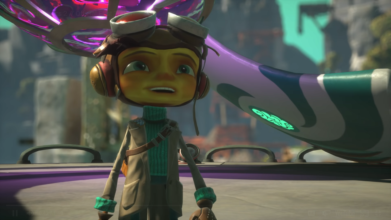 Double Fine's 'Psychonauts 2' Gets Delayed to 2020 - Bloody Disgusting