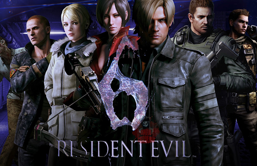 Resident Evil 5 Resident Evil 6 Headed To The Switch For Halloween Bloody Disgusting