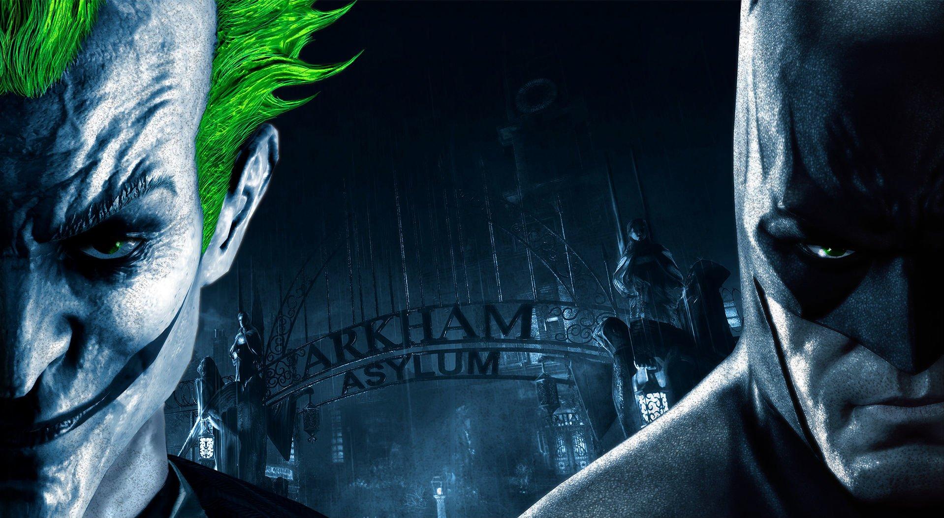 Becoming The Dark Knight Batman Arkham Asylum Turns 10