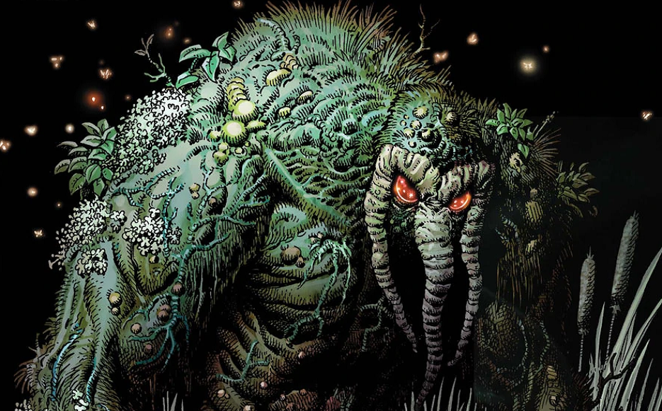 Your Next Big Thing: An Introduction to Man-Thing, the Marvel Comics