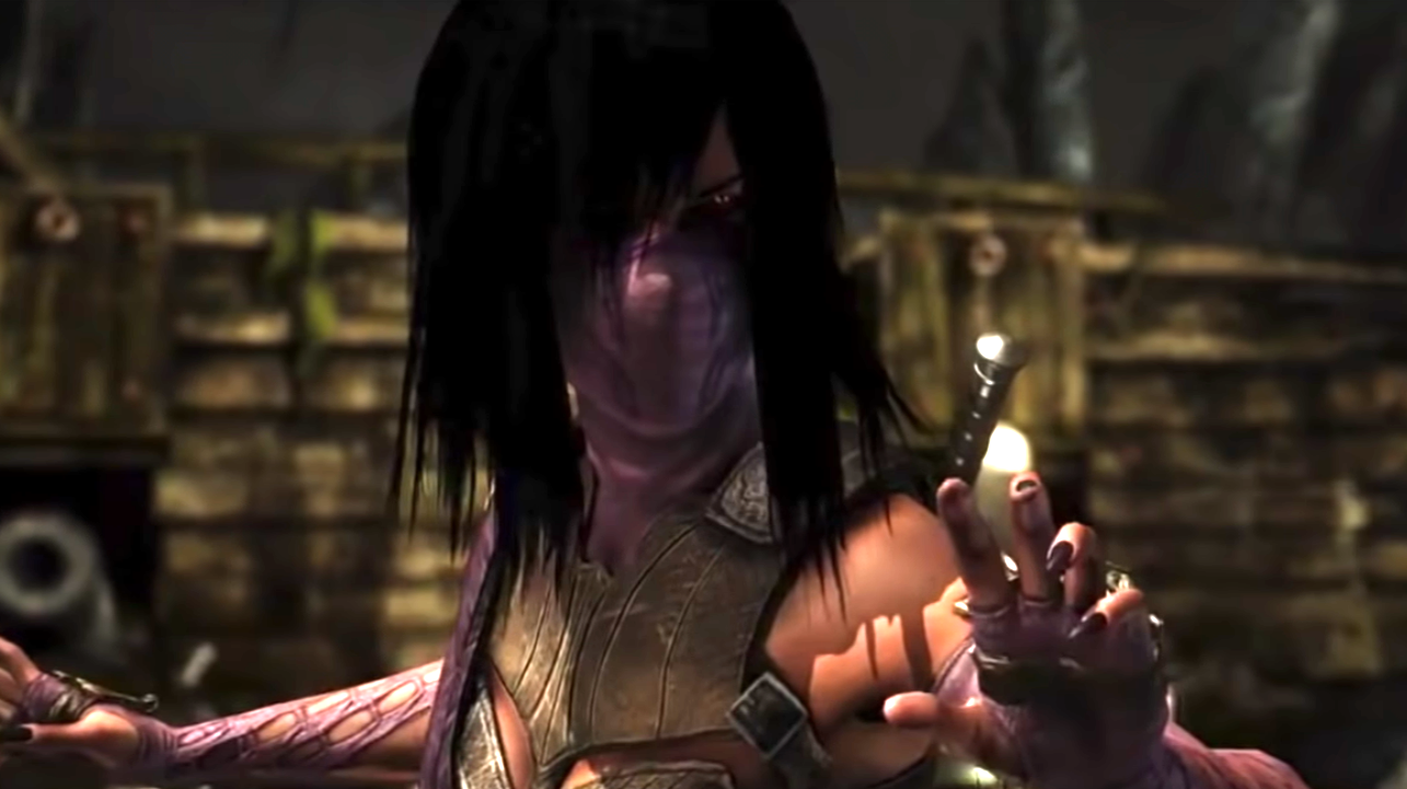 The New Mortal Kombat Movie Has Found Its Mileena Raiden And