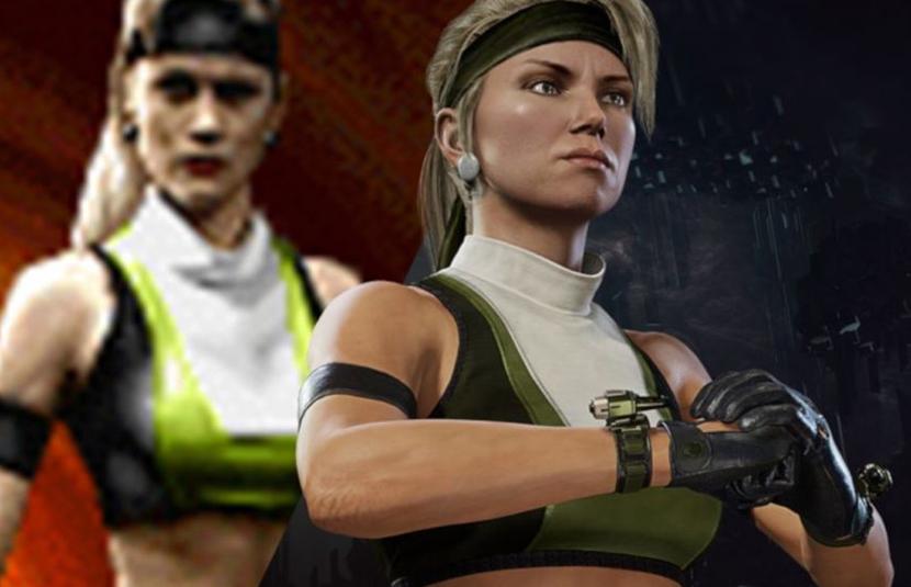 Sonya Blade S Throwback Skin Revealed For Mortal Kombat 11