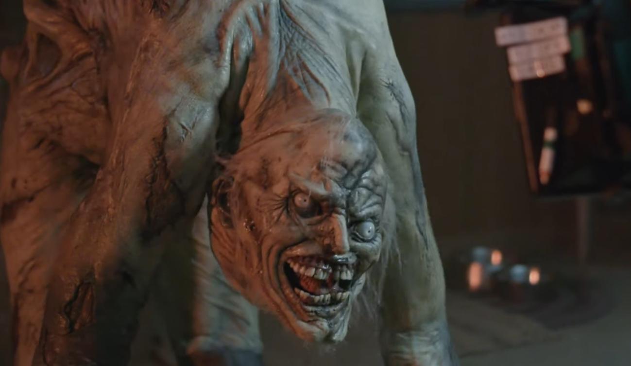 Fantasy Art Terrifying Monster