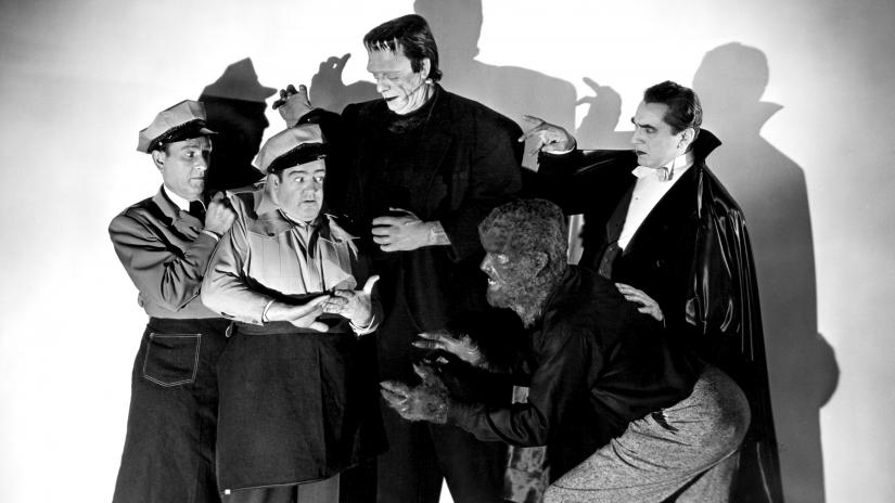 Meet the Monsters: Ranking the Monster Movies of Unlikely Horror Icons  Abbott and Costello - Bloody Disgusting