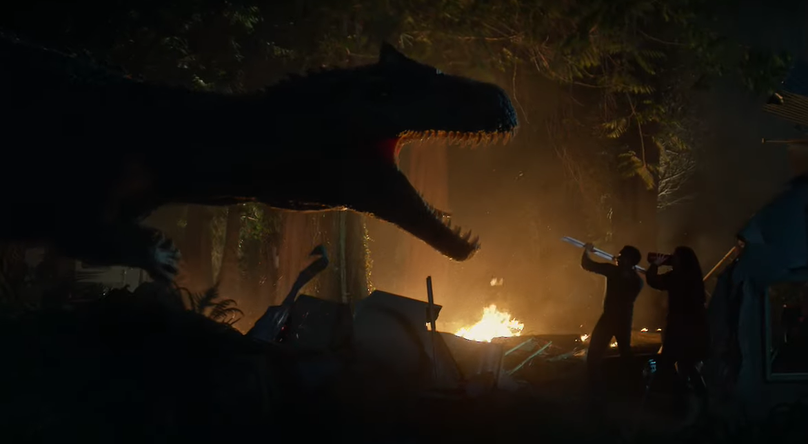 Video] Watch the Brand New Short Film 'Jurassic World: Battle at Big Rock'  Right Here! - Bloody Disgusting