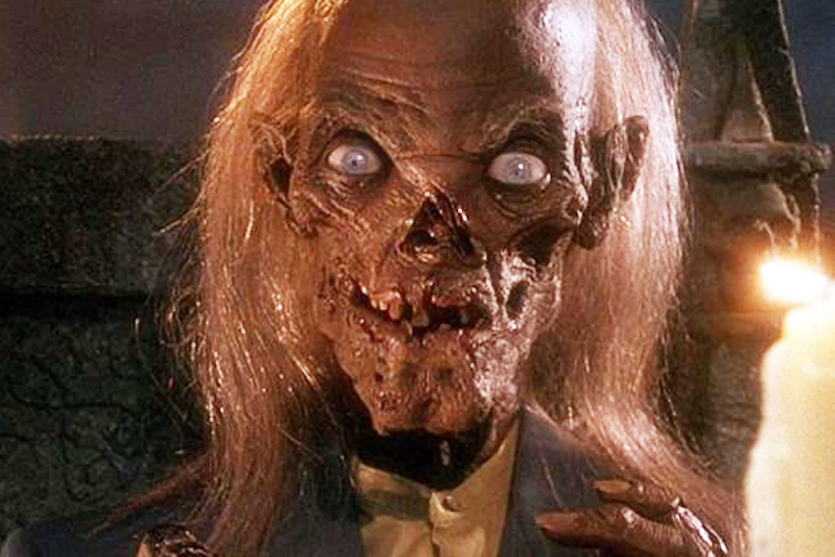 Tv Terrors Secrets Of The Cryptkeeper S Haunted House