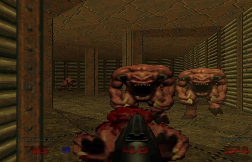 Doom 64' Rated by The Australian Ratings Board - Bloody