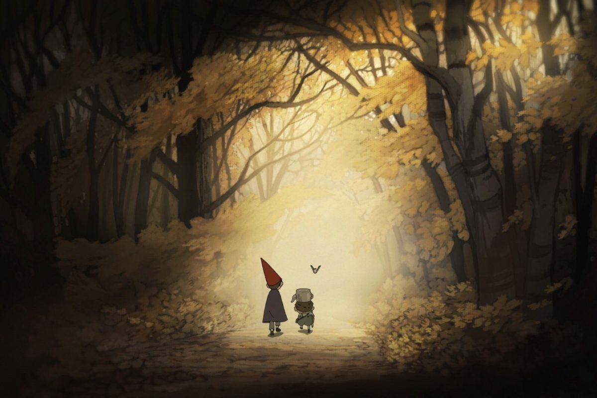 """Cartoon Network's """"Over the Garden Wall"""" and Every Day as the Unknown -  Bloody Disgusting"""