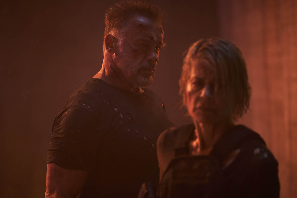 Halloween 2020 Box Office Bloody Disgusting Terminator's' Dark Box Office Fate: Post Halloween Roundup