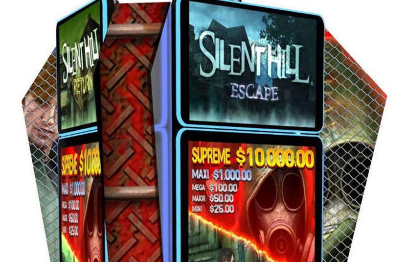 Konami Releases Silent Hill Themed Pachinko Machine