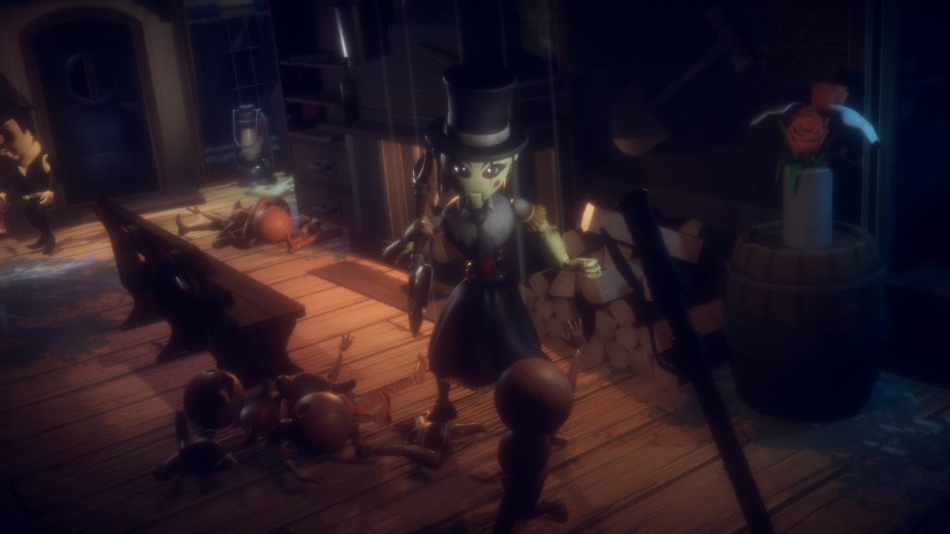 Forced Showdown Gameplay review] despite the fun style, there are plenty of strings