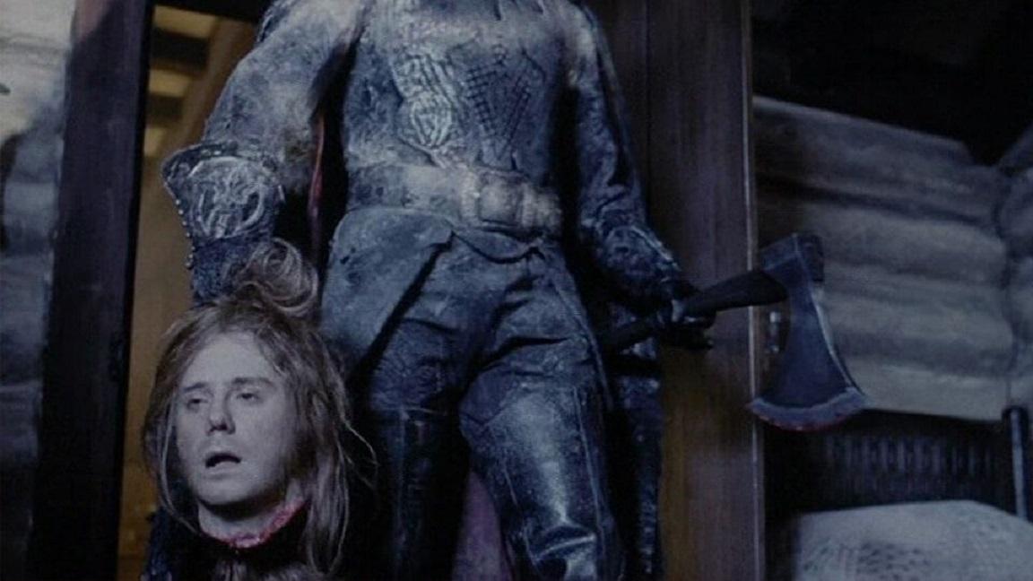 Sleepy Hollow Ganzer Film