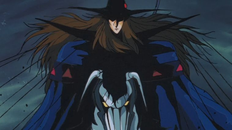 Vampire Hunter Anime