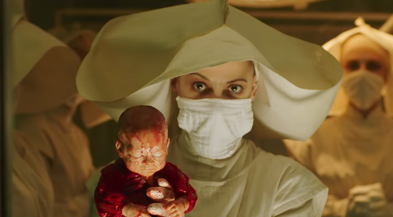 The Unrated Director's Cut of A24's 'In  Fabric' is Now Available Digitally! - Bloody Disgusting
