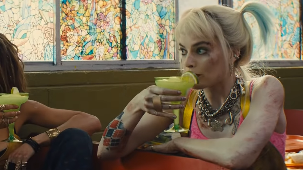 Video Some New Footage Unleashed In The Game Awards Teaser Trailer For Birds Of Prey Bloody Disgusting