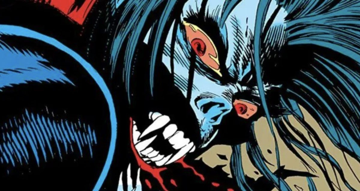 Morbius Spider Man >> Rumored First Look At Jared Leto As Morbius The Living