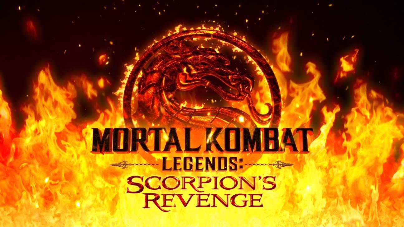 Animated Movie Mortal Kombat Legends Scorpion S Revenge Coming
