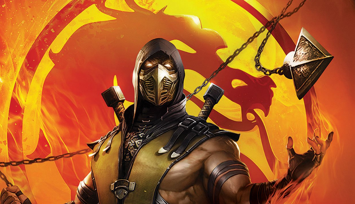 Animated Movie Mortal Kombat Legends Scorpion S Revenge Will