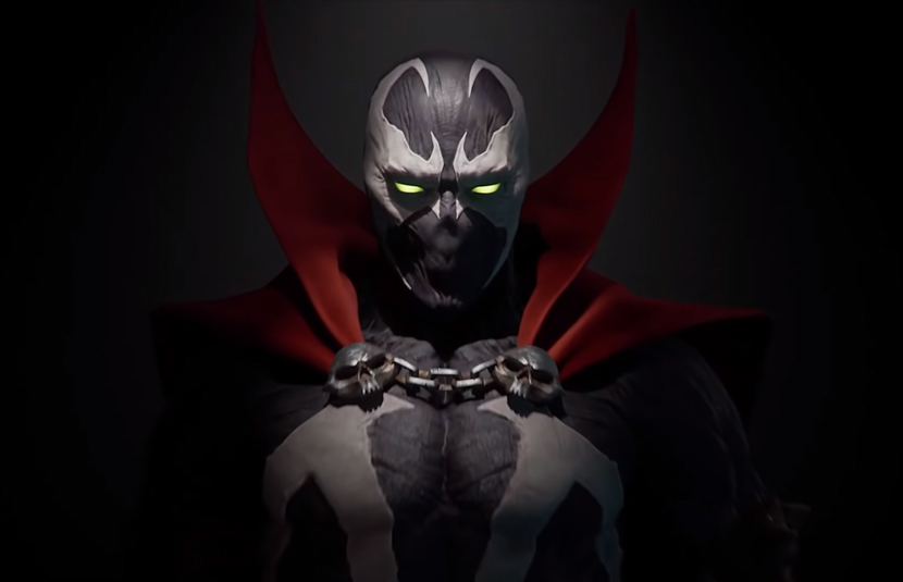 First Gameplay Footage Of Spawn In Mortal Kombat 11 Coming In