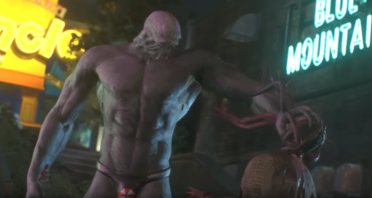 You Can Now Have a Stupid Sexy Nemesis in 'Resident Evil 3' With ...
