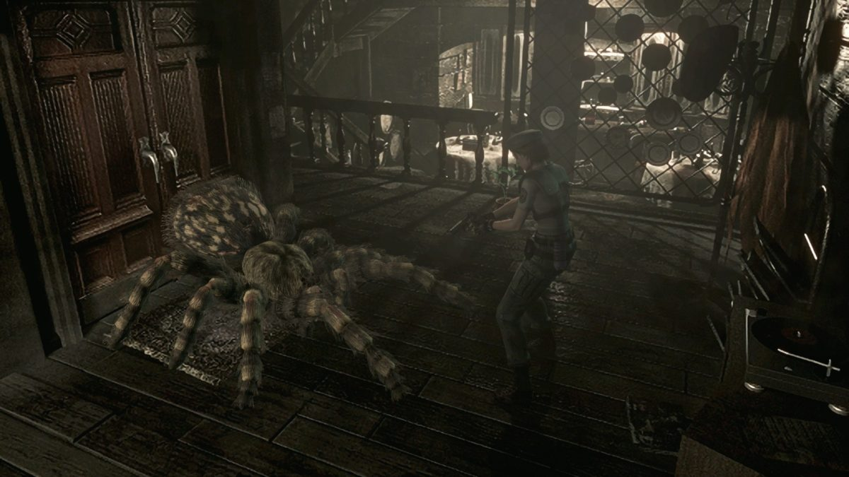 It S Time For Spiders To Make A Comeback In The Resident Evil