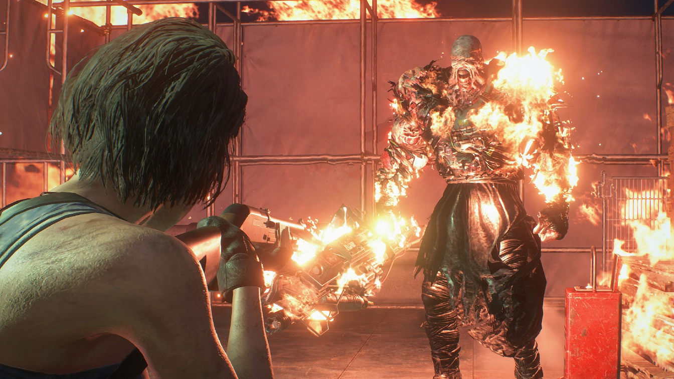 In Defense Of The Resident Evil 3 Remake S Perceived Length