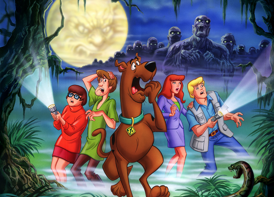 Horror Queers Podcast] Gateway Horror and Lesbian Cat Creatures in 'Scooby- Doo on Zombie Island' - Bloody Disgusting
