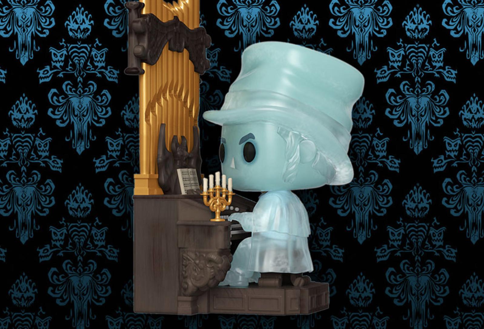 Haunted Mansion Halloween 2020 Haunted Mansion' Organist Funko Pop! Highlights Disney Parks