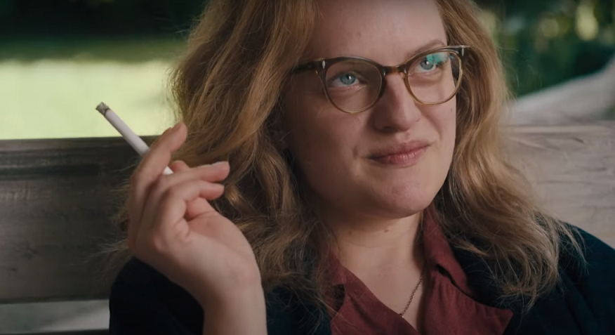 Elisabeth Moss Is Haunting Of Hill House Writer Shirley Jackson In Psychodrama Shirley Trailer Bloody Disgusting