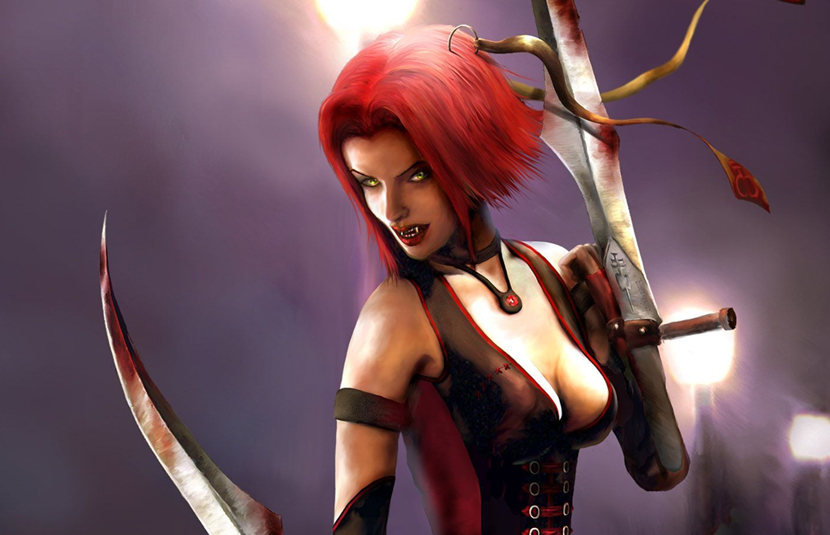 Ziggurat Interactive Acquires Bloodrayne Series With A Possible New Entry In The Future Bloody Disgusting