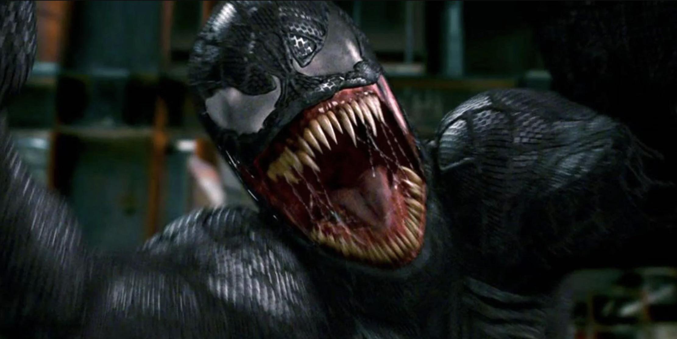 """Venom in """"Spider-Man 3"""""""