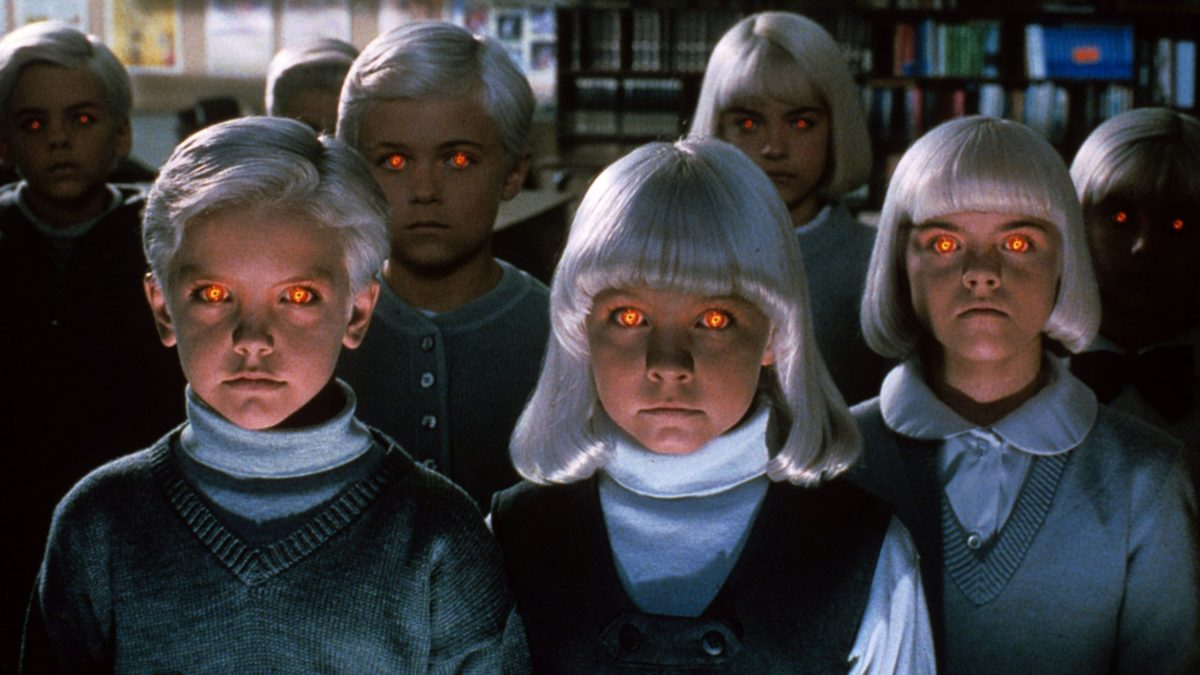 Fresh 'Village of the Damned' Adaptation Invades Television ...