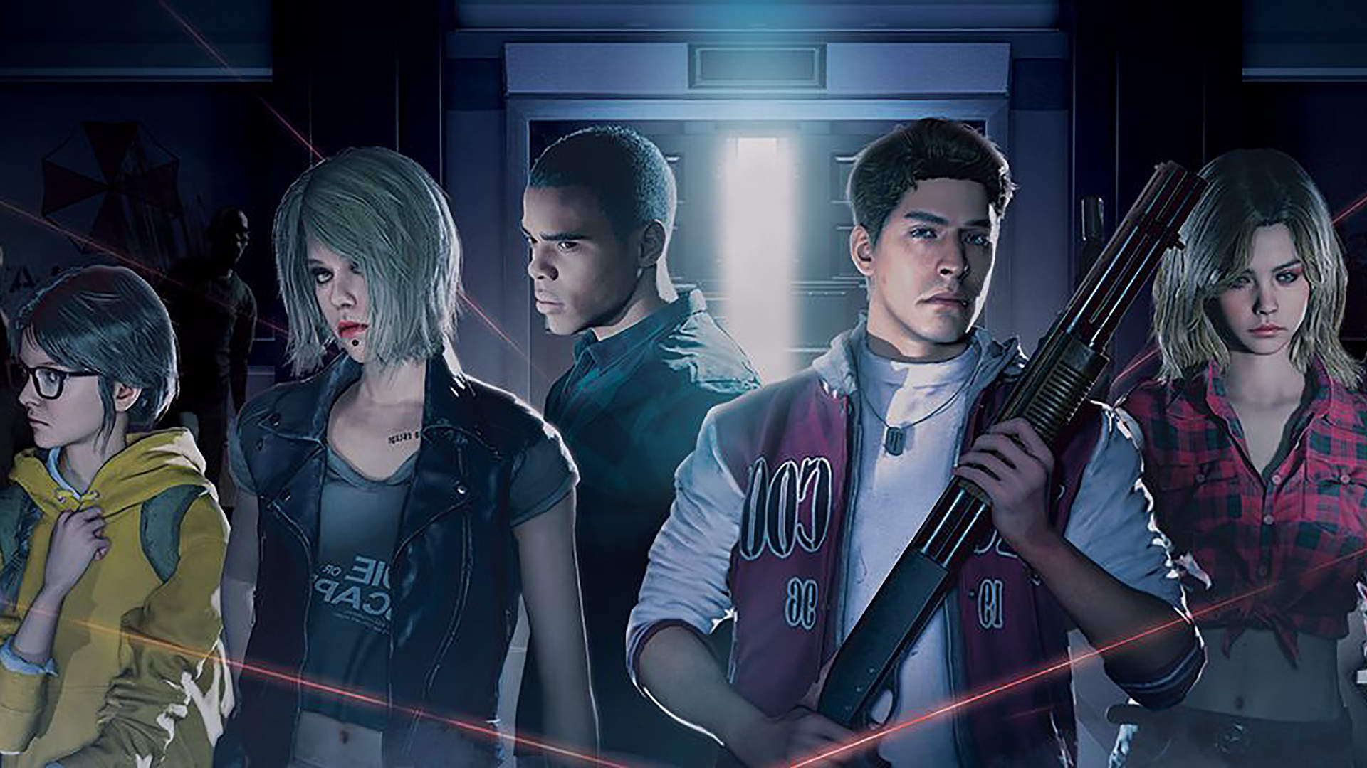 Capcom Unveils July S Resident Evil Resistance Content Update