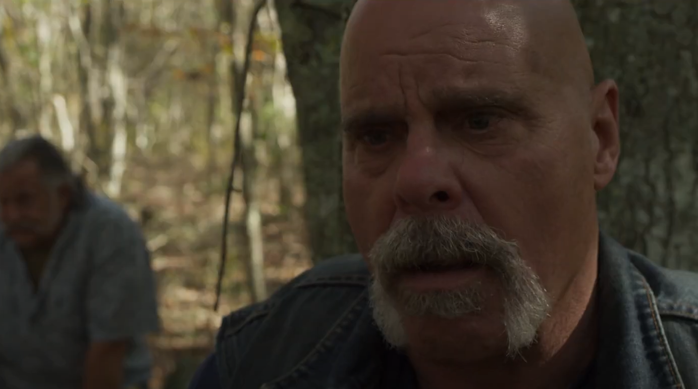 Tony Moran Cameo Halloween 2020 The Trees Have Eyes': Trailer and Clip Preview This Week's Zombie