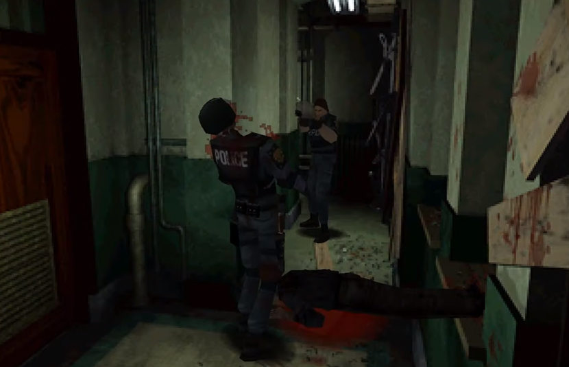 New Upcoming Mod For Classic Resident Evil 2 Puts Your Survival