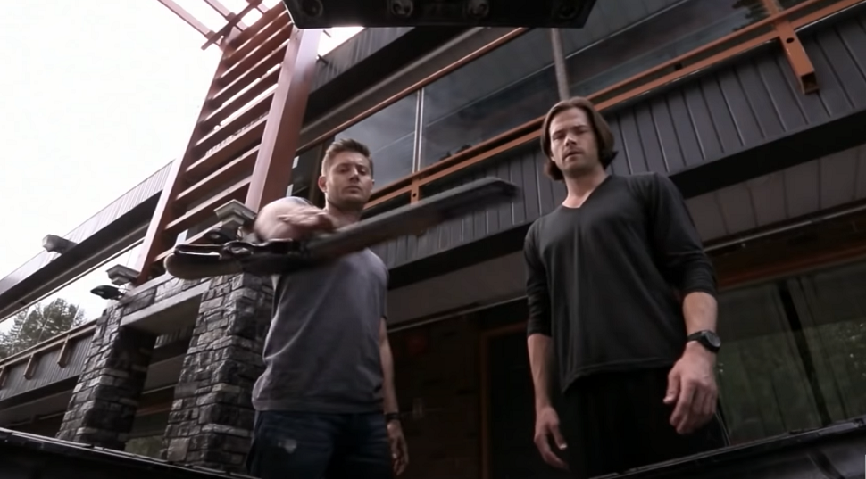 """I'm Supposed to Kill God"": Preview the Final Seven ...Supernatural Finale"