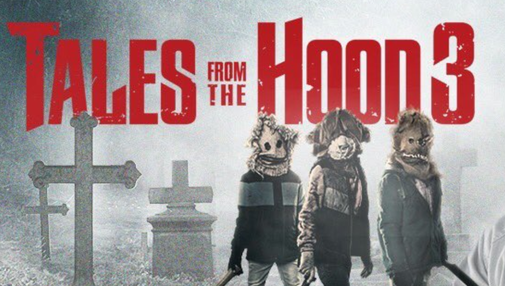 Co-Director Rusty Cundieff Shares Banner Art for Tony Todd-Starring 'Tales from the Hood 3'