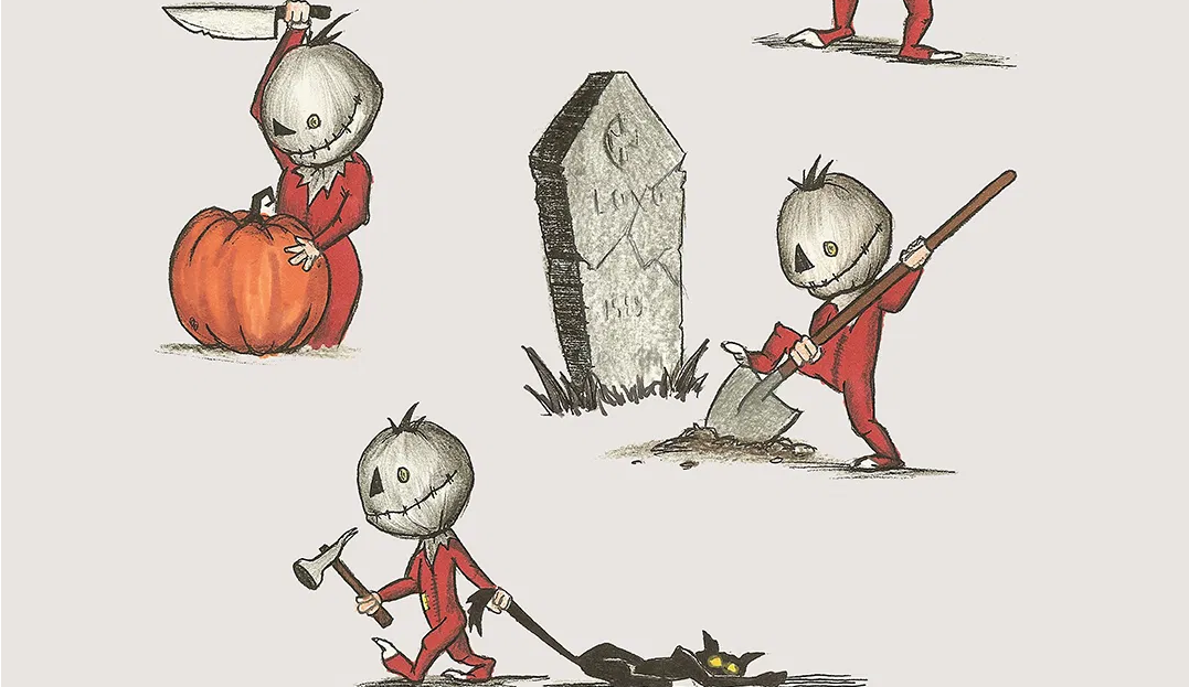 'Trick 'r Treat': Michael Dougherty's Original Sam