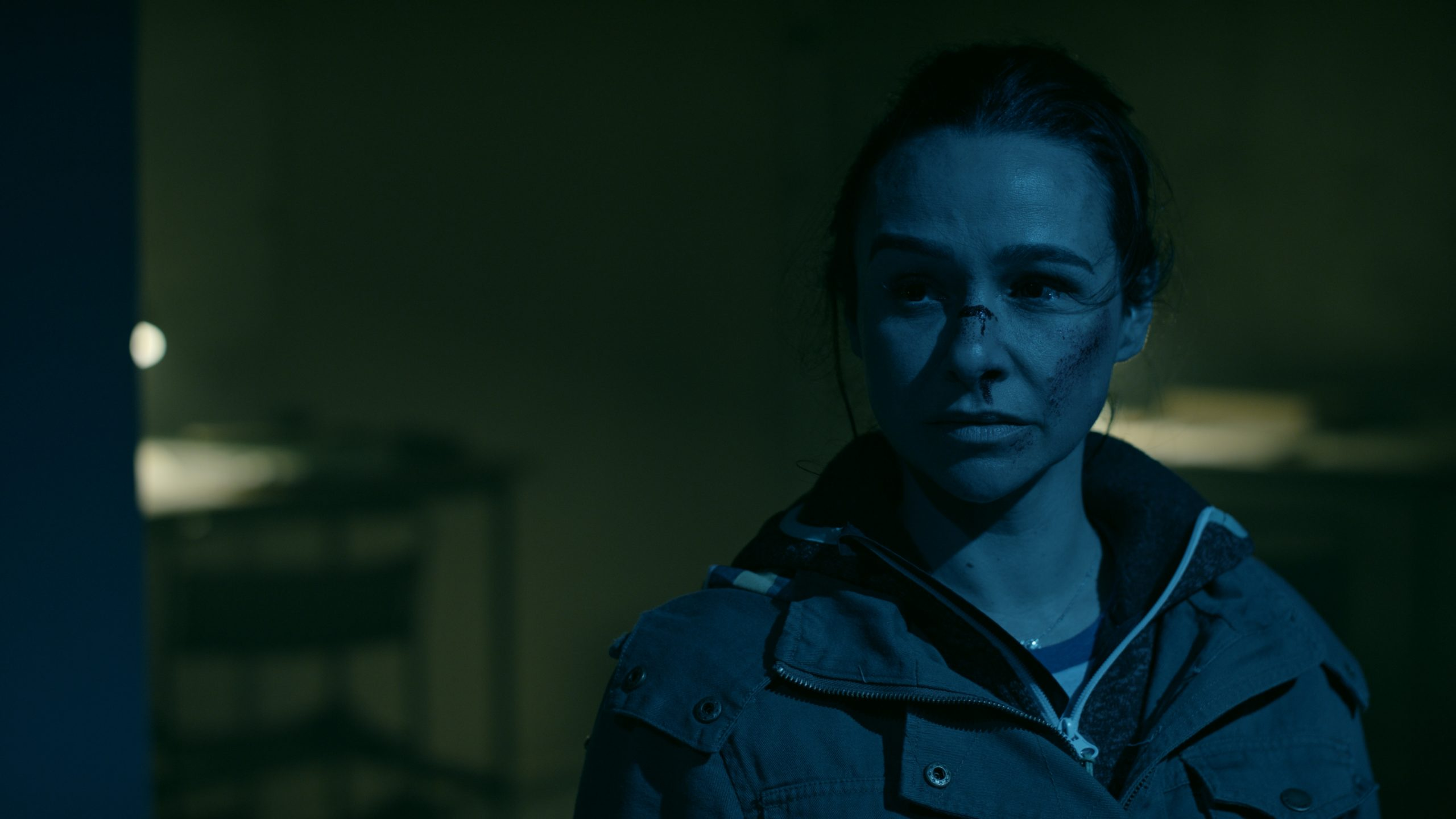 Danielle Harris Faces Off Against Another Masked Slasher in 'Redwood Massacre: Annihilation' [Trailer] - Bloody Disgusting