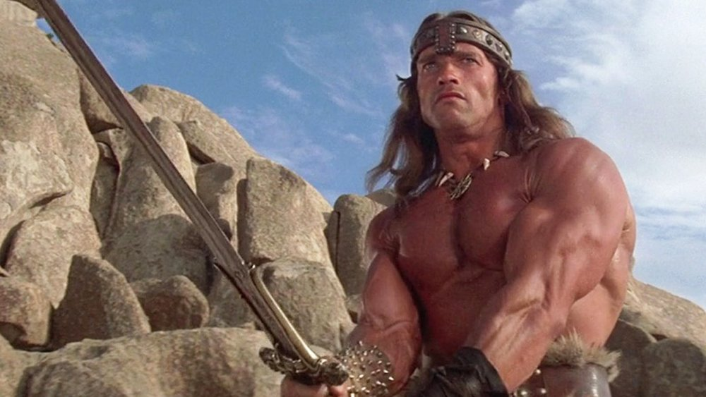 Netflix is Developing a Live-Action 'Conan the Barbarian' TV ...