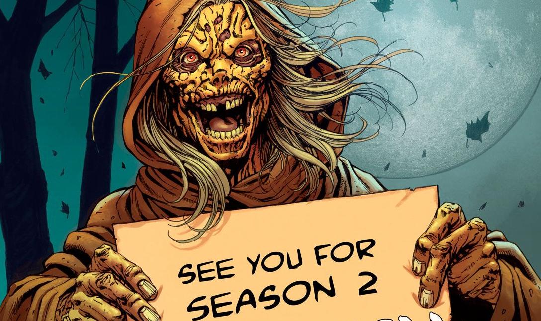 "Barbara Crampton, Ali Larter, Ryan Kwanten, Kevin Dillon and More Join ""Creepshow"" Season Two"